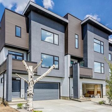 Hillhurst - Triplex Custom Home