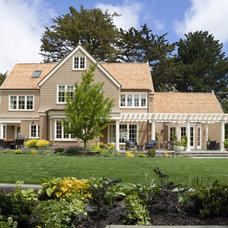 Traditional Exterior by Jetton Construction, Inc.