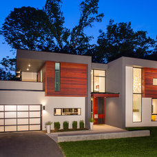 Contemporary Exterior by Workshop11