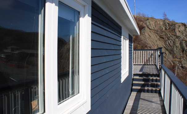 Beach Style Exterior by CapeRace Cultural Adventures