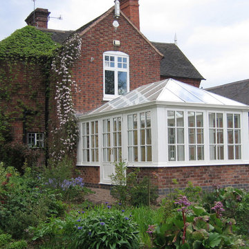 Hipped Conservatory