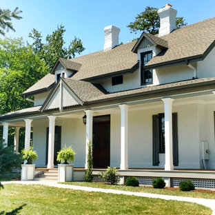 Historic 1850's Couch House Renovation