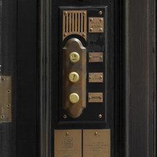Traditional Exterior by Kathryn Scott Design Studio Ltd