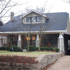 Traditional Exterior by Lankford Decorating & Construction, Inc.