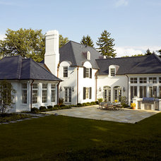 Traditional Exterior by Penza Bailey Architects