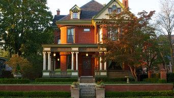 Historic German Village Residence - Jacobs Grant Design ltd