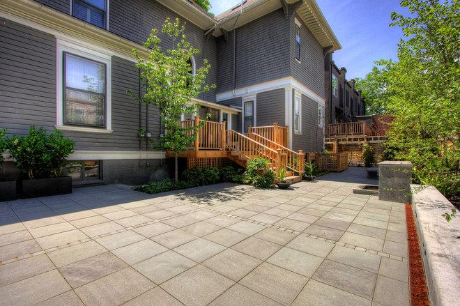 Restoreparadise 39 s outdoor spaces for Paradise restored landscaping exterior design