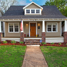 Craftsman Exterior by Banta Builders LLC