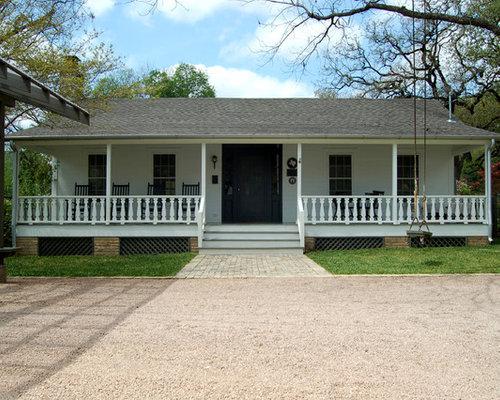 Ranch Porch Houzz