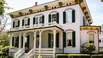 "Historic ""Iconic"" Home Exterior Restoration"