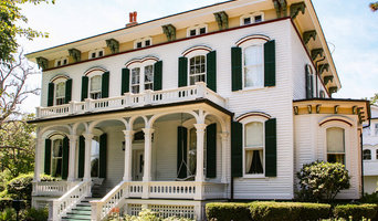 "Historic ""Iconic"" Home Exterior Restoration"