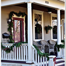 Traditional Exterior Historic Midwest Homes