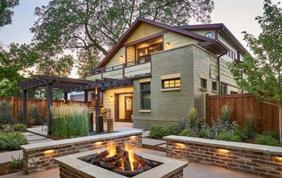 Houzz Tour: Gorgeous Redo for a Denver Craftsman Home