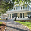Houzz Tour: Pride Restored to a Historic Rhode Island Home