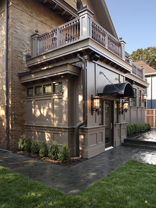 Exterior Of Mudroom Addition In Portland Oregon I Love The Porch: Bump Out Addition Ideas, Pictures, Remodel And Decor