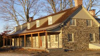 Historic Stone House Renovation