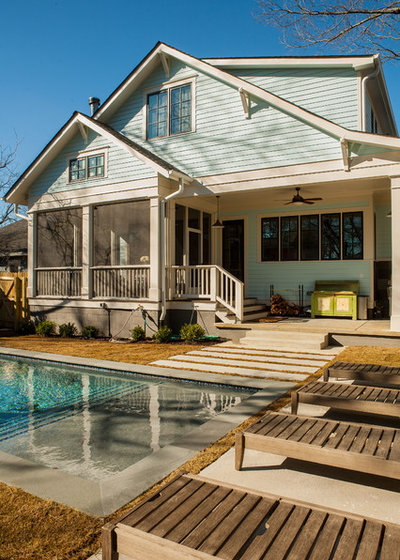 Traditional Exterior by Alair Homes Decatur