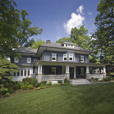 Traditional Exterior by Clawson Architects, LLC