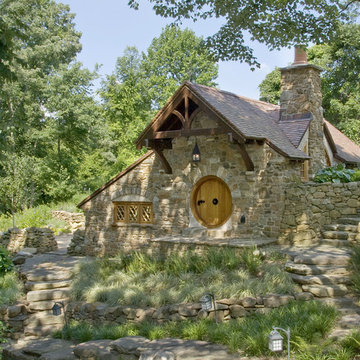 Hobbit House - front view