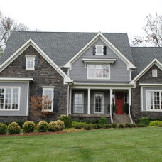 Traditional Exterior by Design By Julie