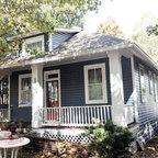 Historic Home Renovation Craftsman Exterior