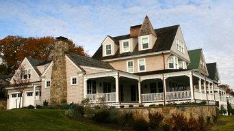 Hogan House 1897, Jamestown RI, Bay State Builders
