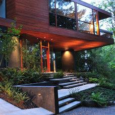 Modern Exterior by 2.ink Studio | Landscape Architecture