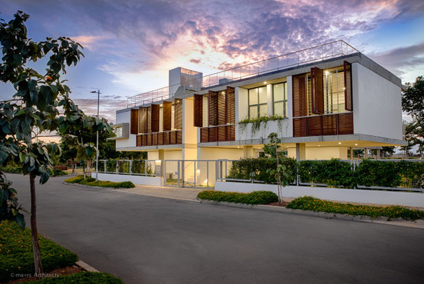 Contemporary Exterior by ma+rs