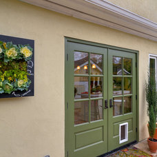 Traditional Exterior by Kerrie L. Kelly