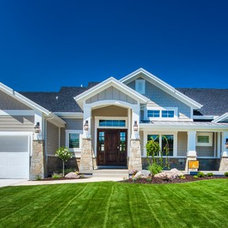 Craftsman Exterior by Upland Development, Inc.