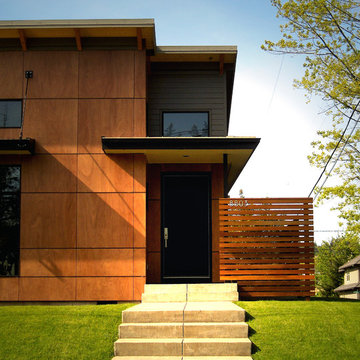 Hollcroft Residence