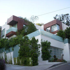 Contemporary Exterior by B&R Creative Builders
