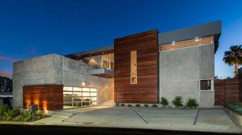 Hollywood Hills Modern Home