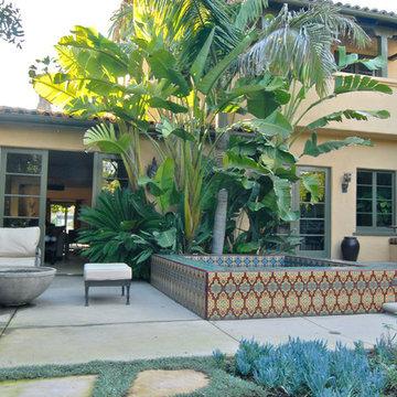 Hollywood Spanish Colonial Restoration