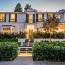 Traditional Exterior by P2 Design