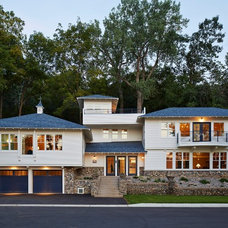Traditional Exterior by Homes By Architects Tour