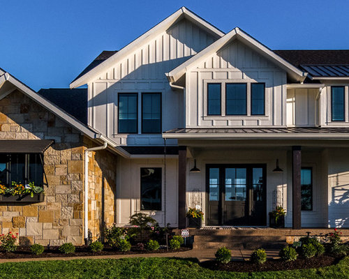 Board And Batten Siding Ideas Houzz
