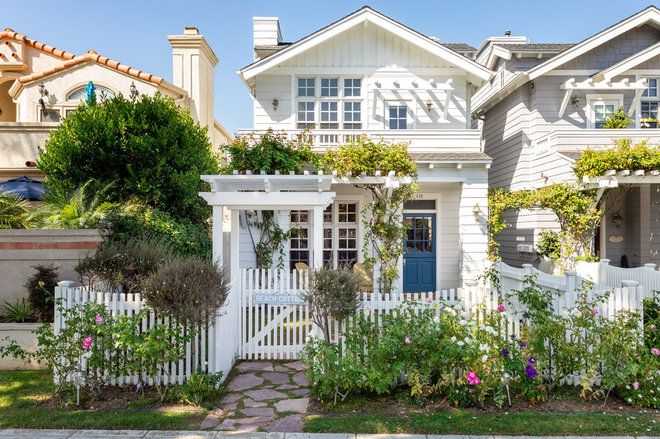 Beach Style Exterior by Chris Haver Photography