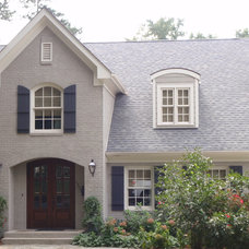 Traditional Exterior by Concept Building & Restoration