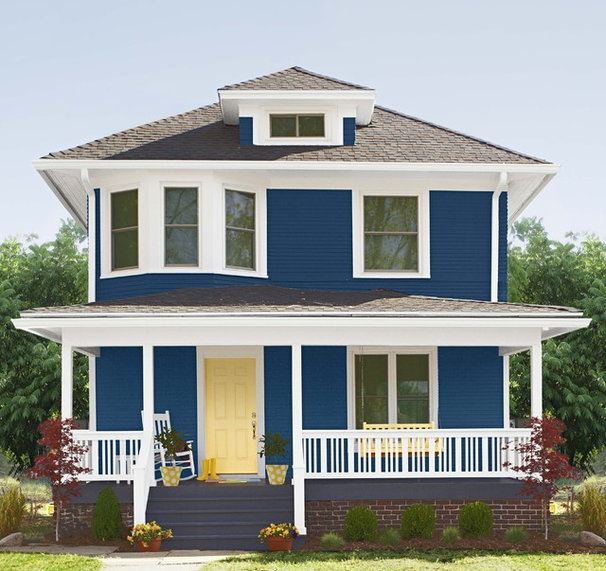 Traditional Exterior by Lowe's Home Improvement