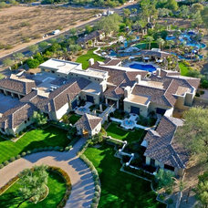Traditional Exterior by Eagle Luxury Properties