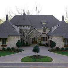 Traditional Exterior by KDH Residential Designs