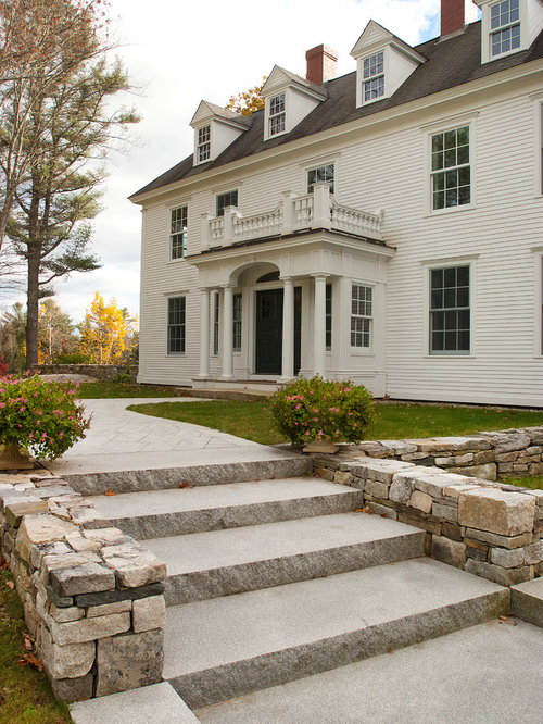Best Exterior Home With A Gable Roof Design Ideas