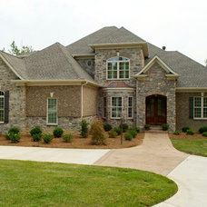 Traditional Exterior by Waddell Custom Homes