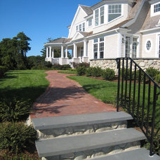Traditional Exterior by Stonewood Products