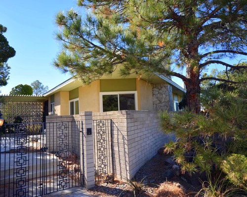12 Midcentury Albuquerque Exterior Home Design Ideas Remodel Pictures Houzz