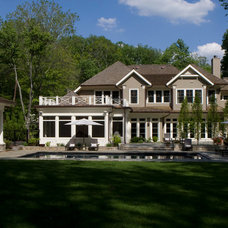 Traditional Exterior by Sutton Yantis Associates Architects