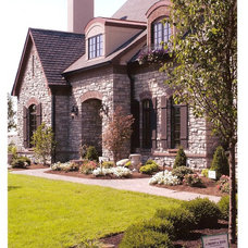 Traditional Exterior by M.J. Coates Custom Homes