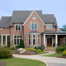 Traditional Exterior by Adams Residential, LLC