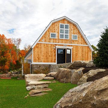 Hopkinton Farmstead Renovation